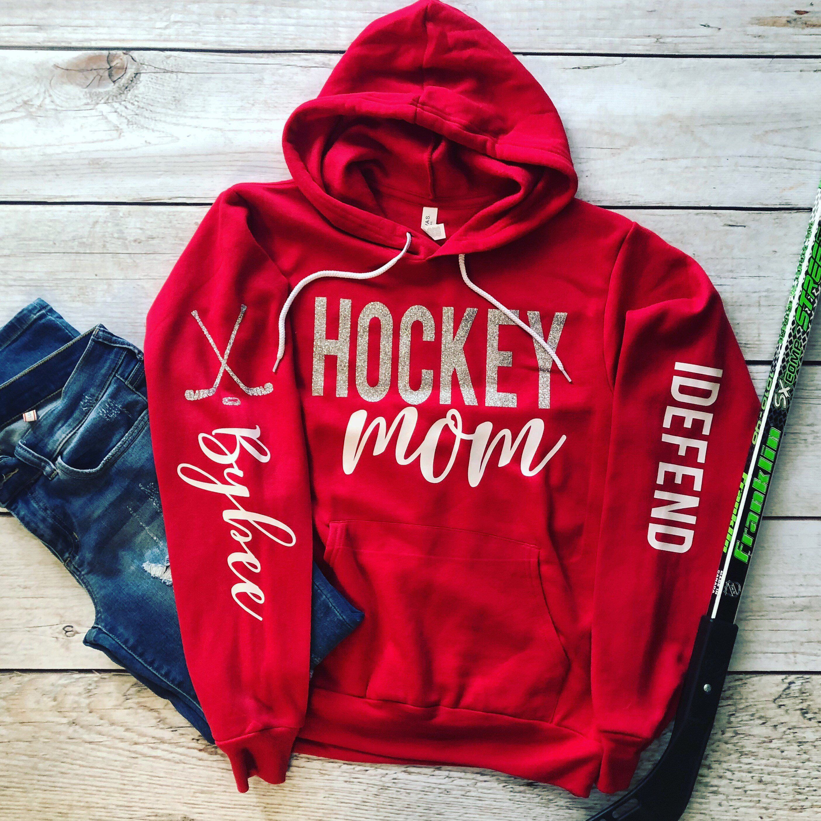 Excited To Share This Item From My Etsy Shop Hockey Mon Hockey Hockey Shirt Hockey Mom Shirt Sweatshirt Hoodie Custo Hockey Shirts Mom Sweatshirt Sweatshirts