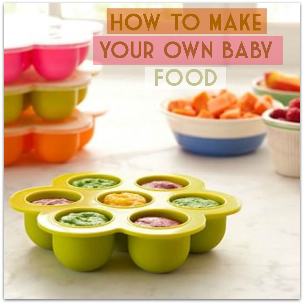 How to Make Your Own Baby Food with Pears and Asparagus forecasting