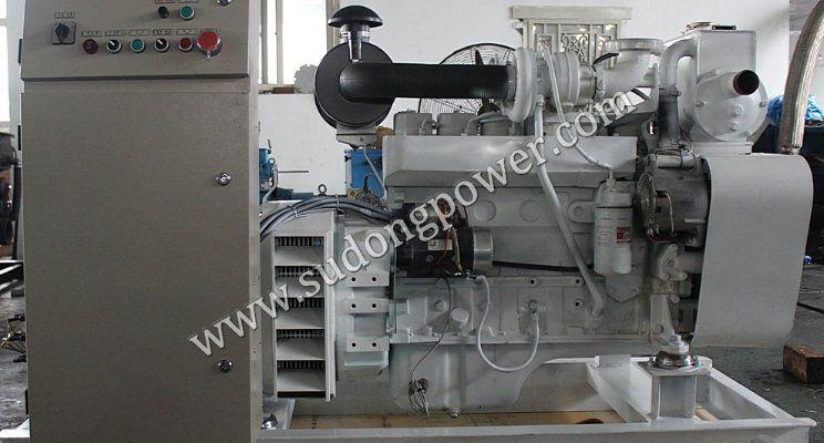 64kw Marine Genset With Control Box Julie Liu Pulse Linkedin Coffee Maker Espresso Machine Marine