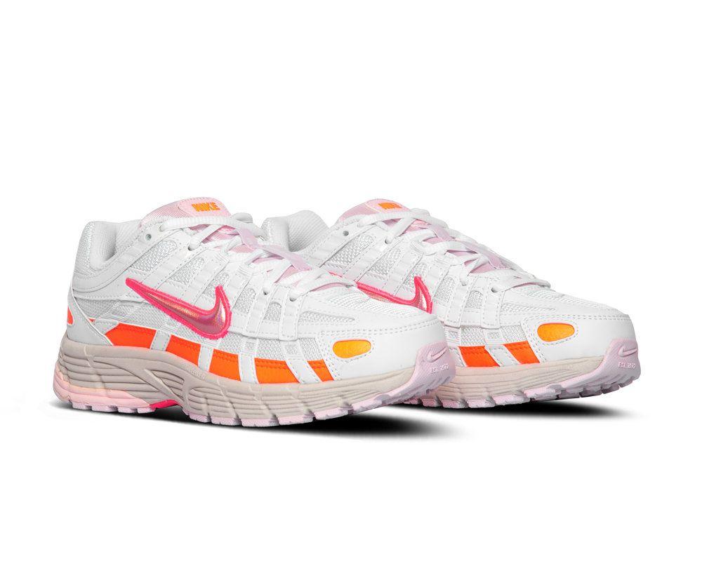 Nike P6000 White Digital Pink Hyper