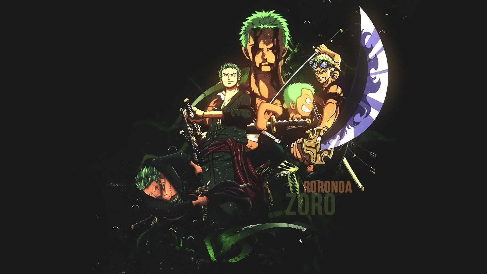 Desktop And Mobile Wallpaper Hd Anime Wallpapers Anime Wallpaper Roronoa Zoro
