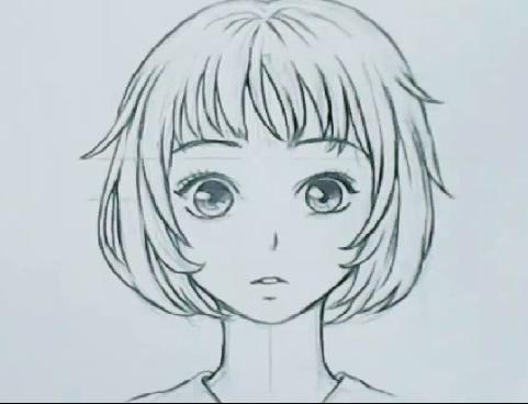 صور رسم انمي اجمل الرسومات انمى Drawings Art Anime