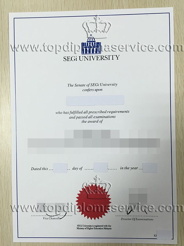 University Diploma University Degree Degree Certificate Malaysia