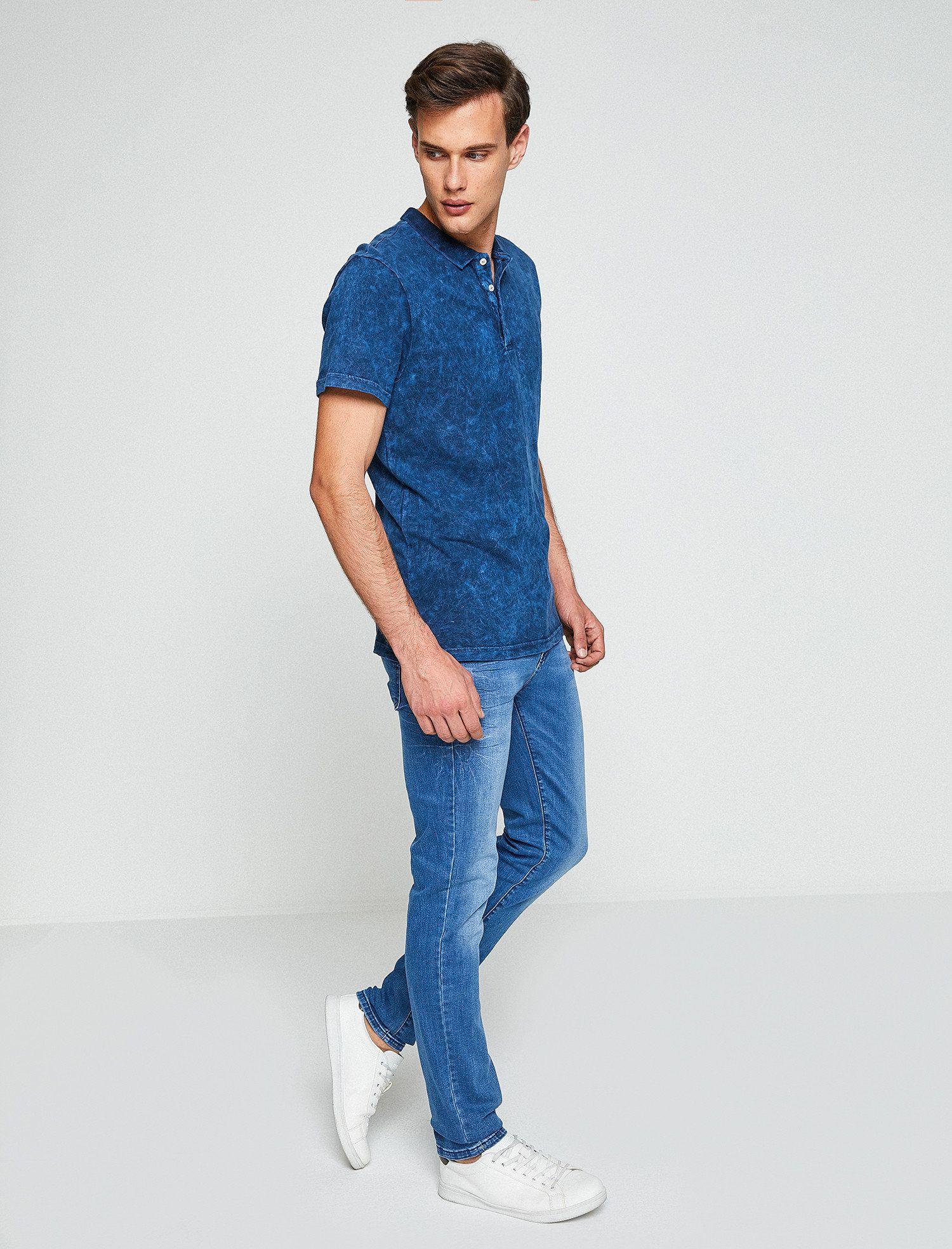 شلوار جین مردانه کوتون fashion normcore style