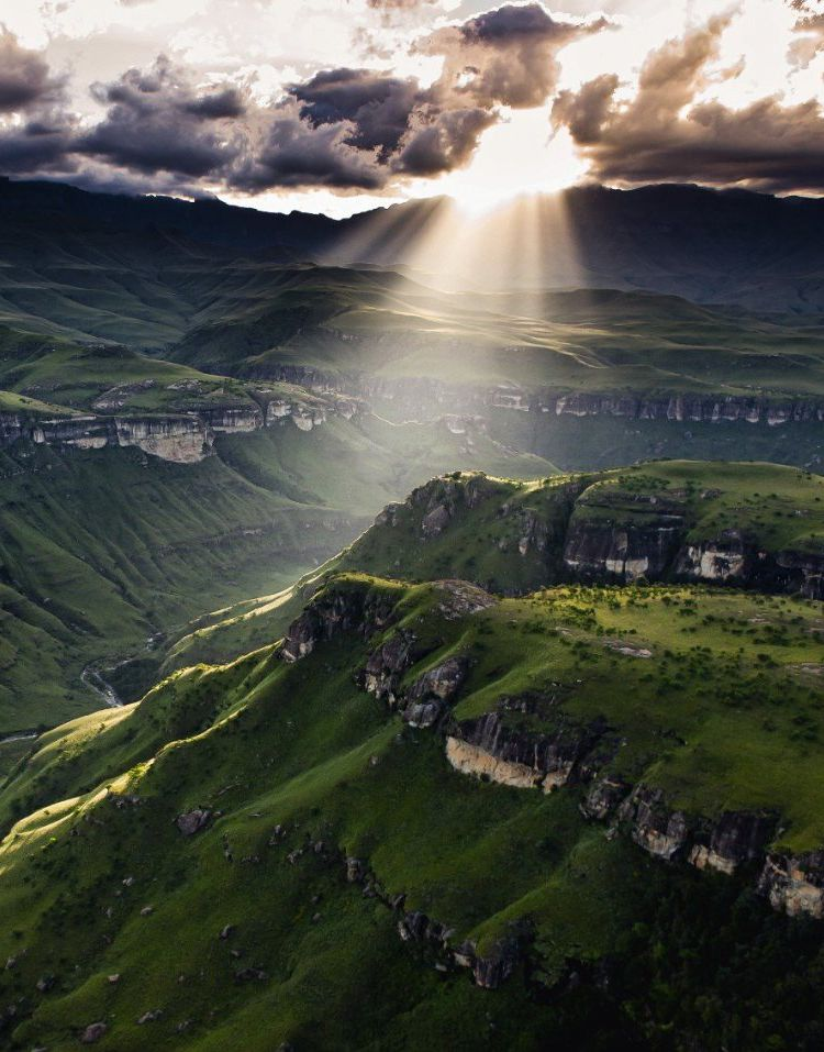 Drakensberg Mountains South Africa My favorite holiday