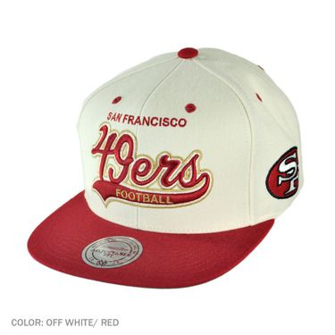 4b264a1a Mitchell & Ness San Francisco 49ers NFL Throwback Script Tailsweeper ...