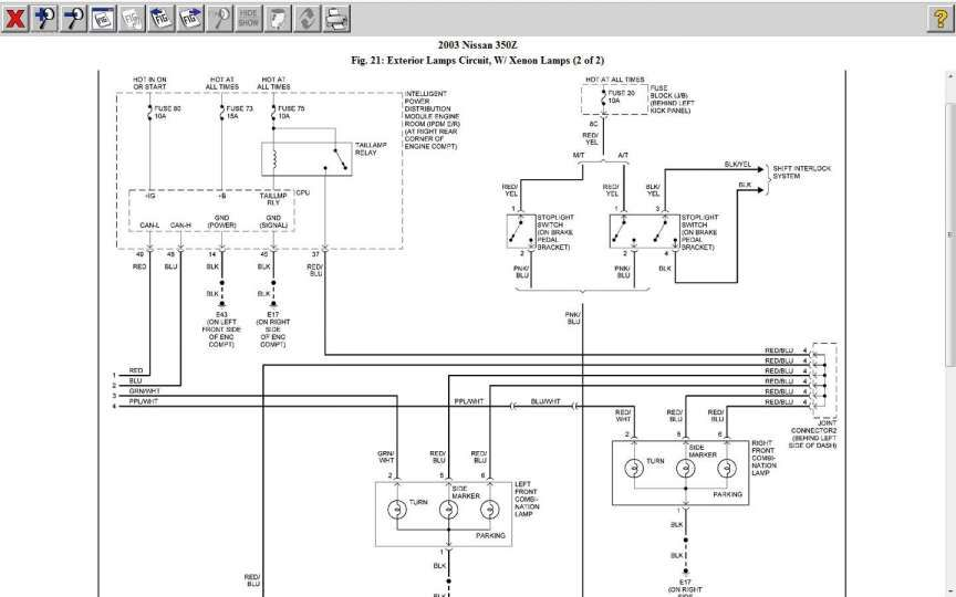 [DIAGRAM] 2003 350z Engine Diagram