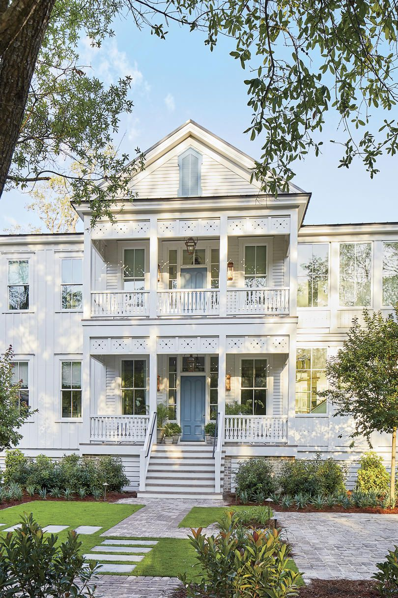 Tour The Ultimate Southern Dream House My