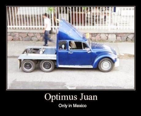 Mexican transformer