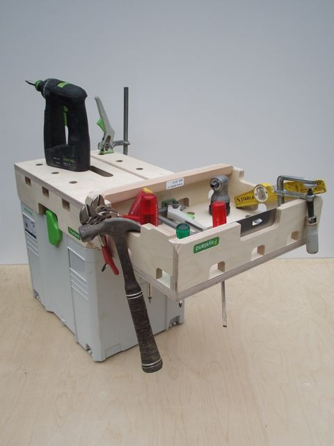 T Systand T Loc Systainer Top Workbench Workbench Festool Festool Tools