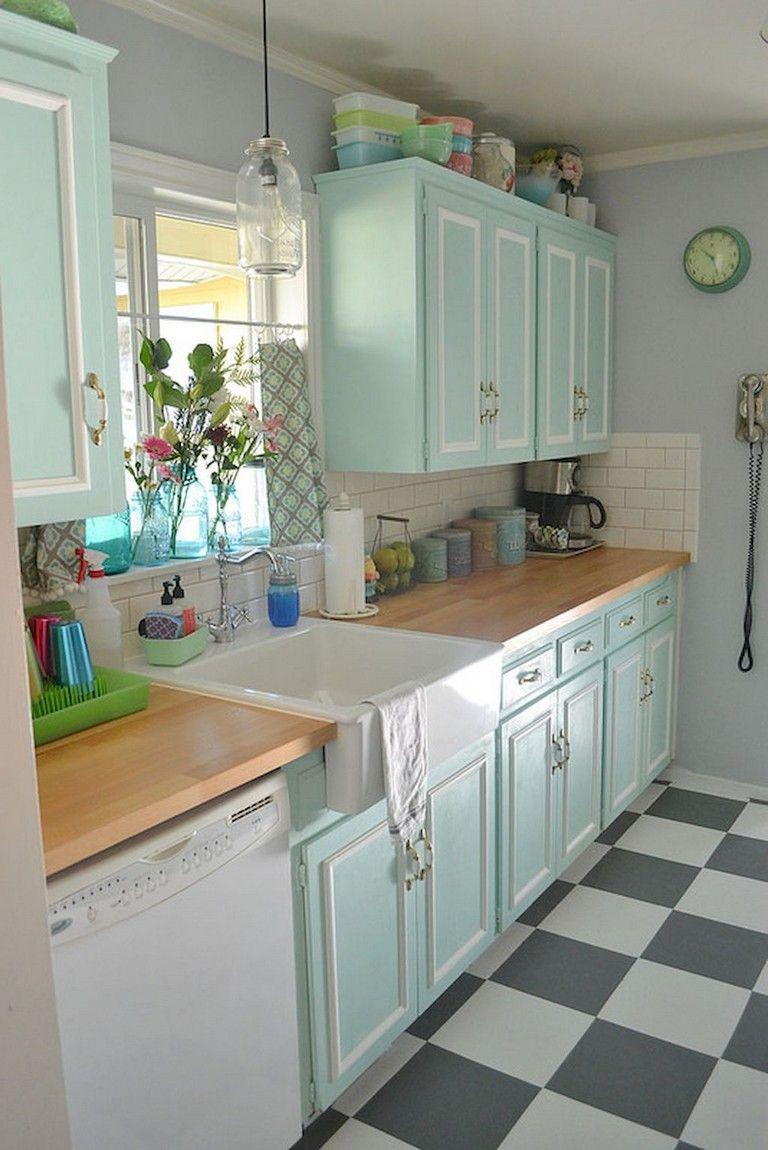 36 stunning design vintage kitchens ideas remodel kitchen rh pinterest com