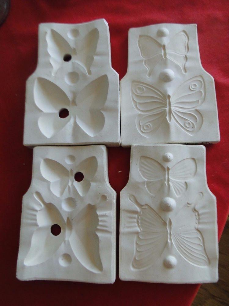 ceramic molds Vintage