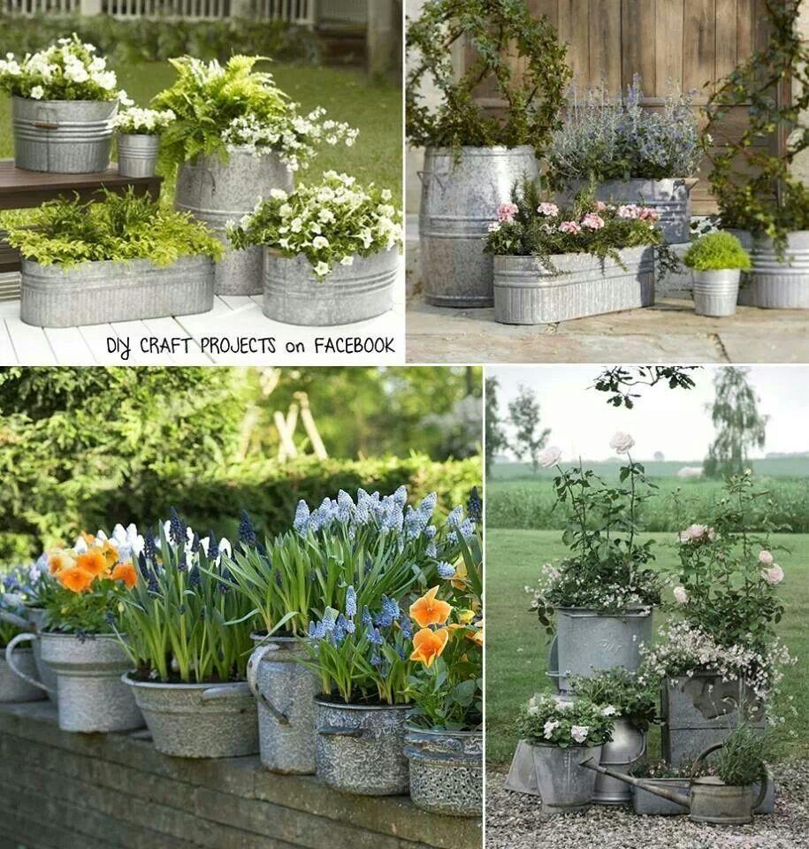 jardines vintage proyectos que debo intentar garden