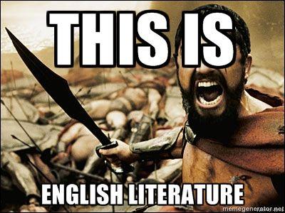 This Is Sparta Meme This Is English Literature Nurse Humor Vape Memes Pharmacy Humor
