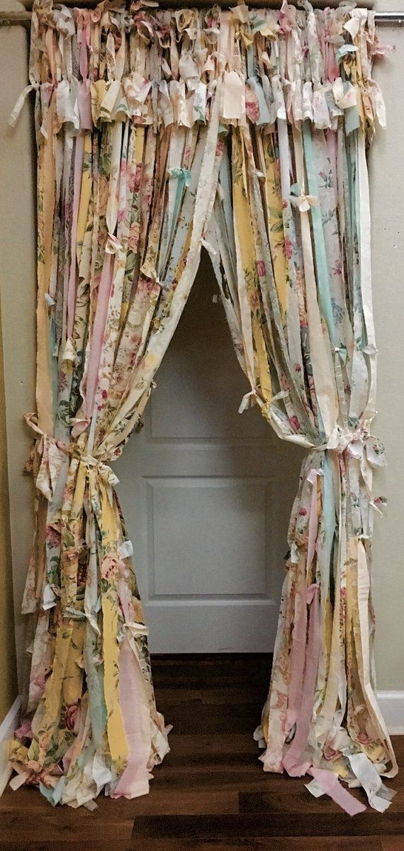 SPECIAL ORDERJ100 S T R A N D S by IslandChickDesigns on Etsy - cortinas decoracion