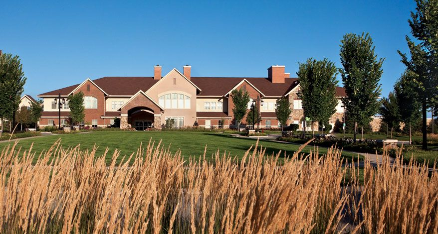Senior Living Kansas City Tallgrass Creek An Erickson