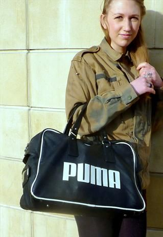 a60194feeb Retro Puma Holdall Sports Bag £15