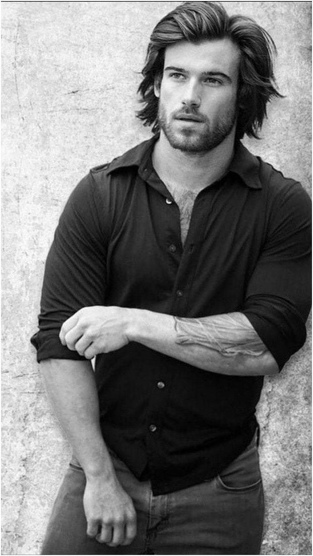 Best Wedding Hairstyles Featured Hairstyle Elstile Modernmenshair Click Image For More Long Hair Styles Men Grow Long Hair Long Hair Styles