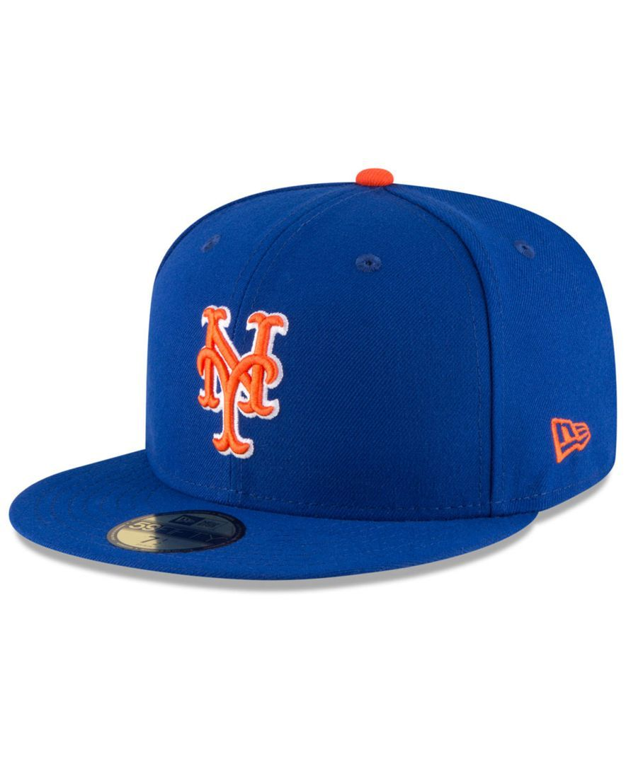 New Era Kids  New York Mets Authentic Collection 59FIFTY Cap c6466de5172