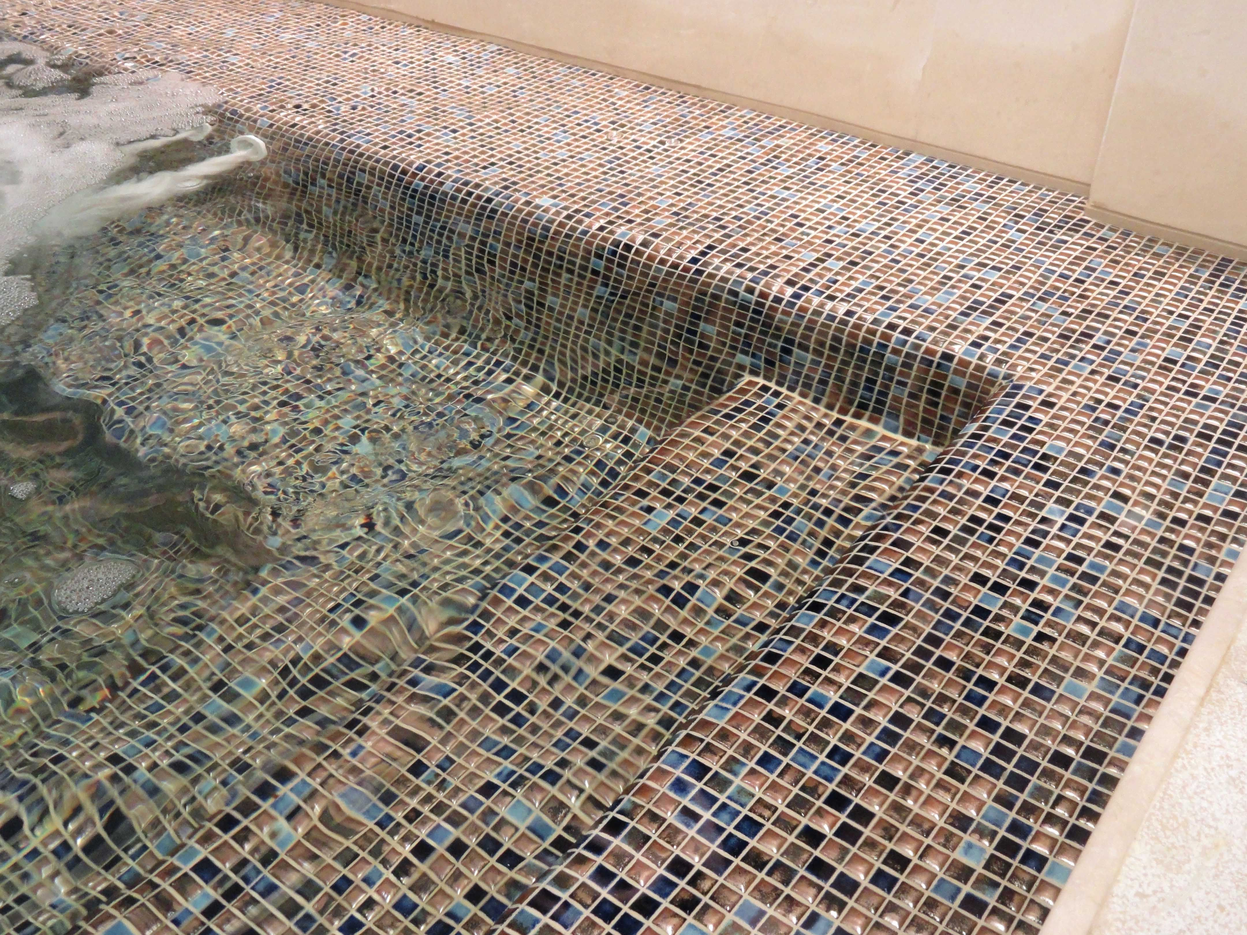 Luxor series porcelain stoneware mosaic tiles from for Carrelage kerion