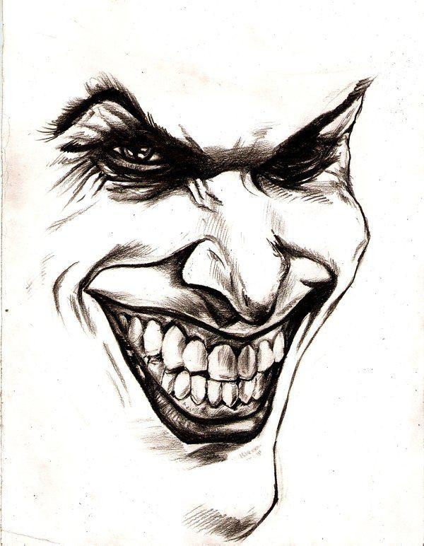 Joker Face Tattoo Design Tattoos Pinterest Tattoos Tattoo