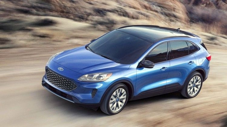 Ford Escape Will Be America S Cheapest Plug In Hybrid Suv Drivetribe Ford Small Suv Ford News