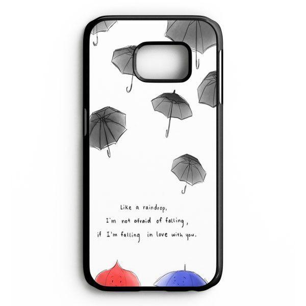 Disney Pixars The Blue Umbrella Samsung Galaxy S6 Edge Plus Case