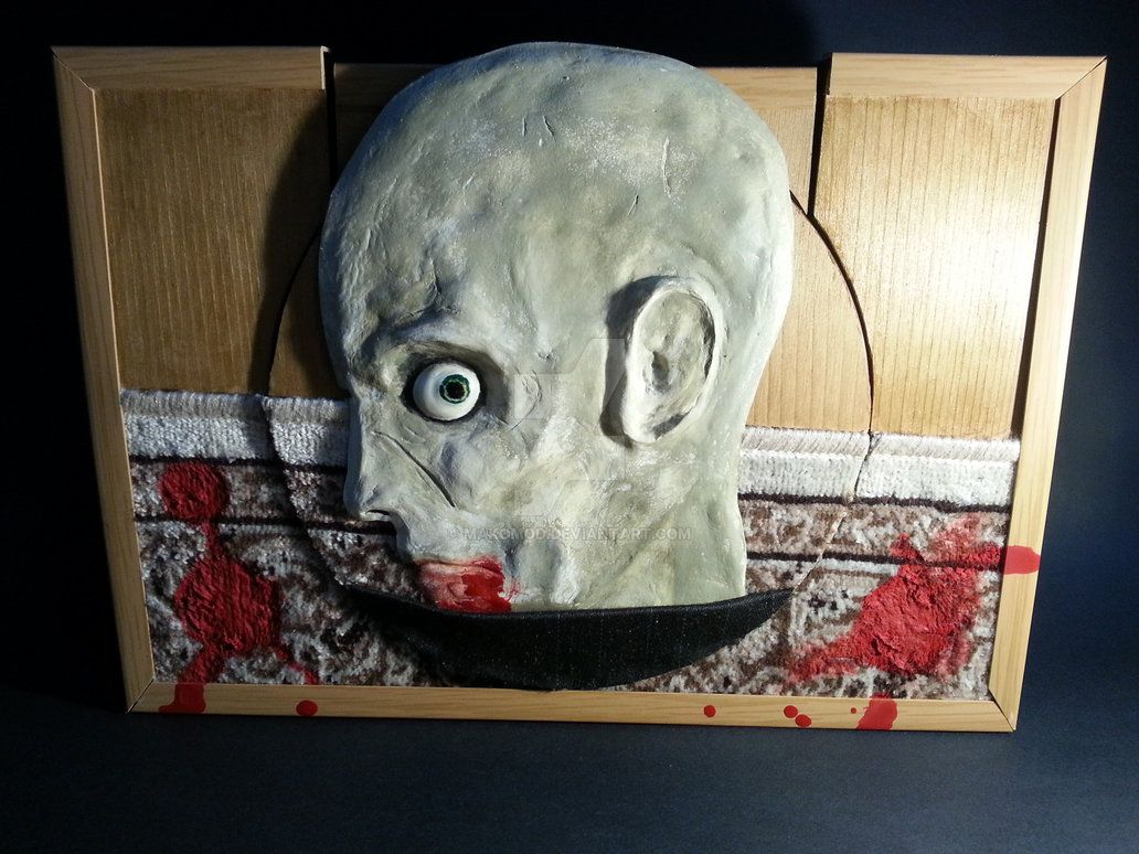 modded ps1 | 1st zombie from 1st Resident Evil PlayStation