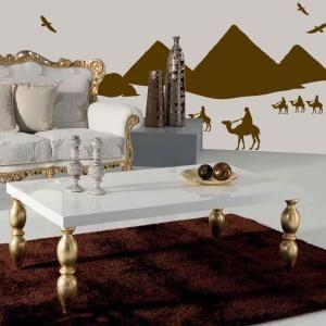 Decoraci n etnica muebles colores y accesorios estilos - Accesorios para decoracion de interiores ...