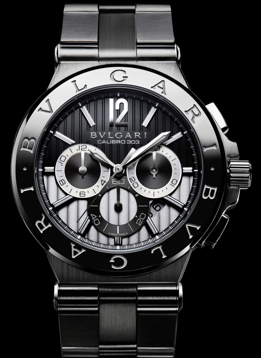 b477086944a Bvlgari Diagono Calibro 303 Chronograph Watch. I want to get one!   bvlgariwatches