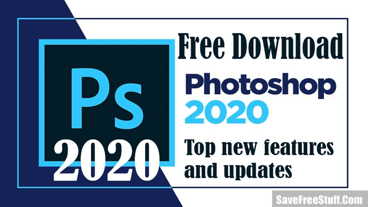 How To Free Download And Install Adobe Photoshop Cc 2020 With Life Time Photoshop Free Download Adobe Photo
