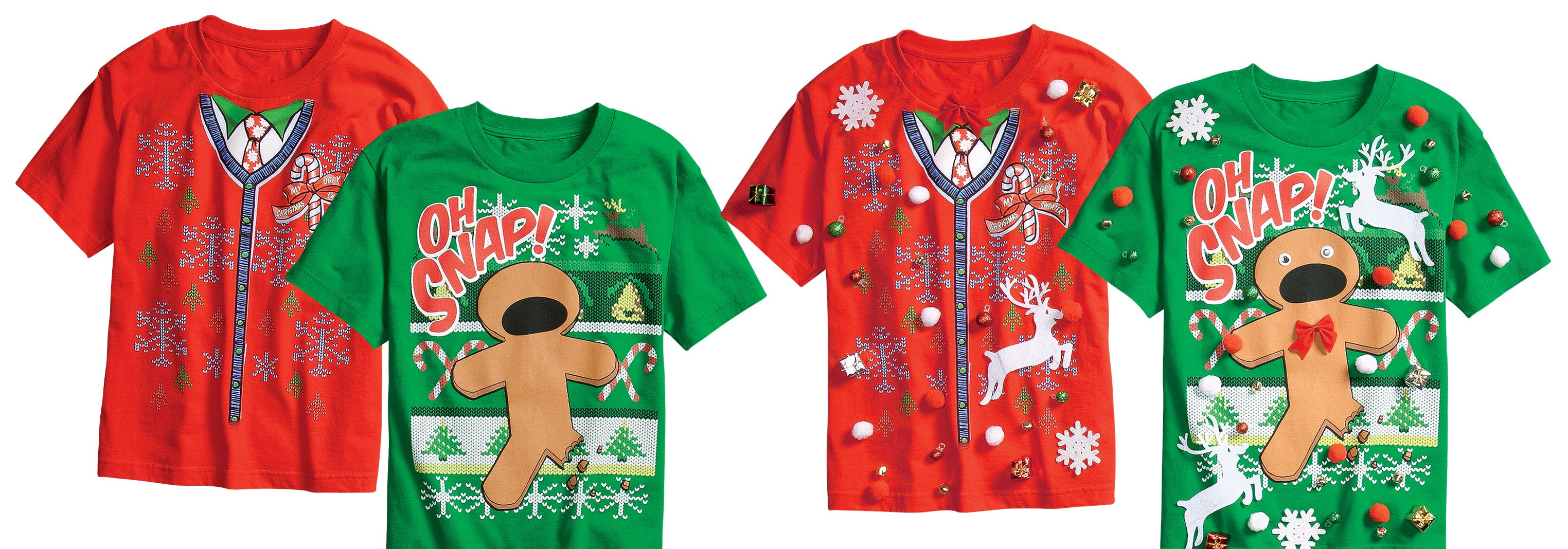 Oh Snap! Holiday tees #shopko | Ugly Christmas Sweaters | Pinterest ...