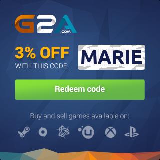 Мари G2A Код скидки | Free Steam Giveaway Codes 70x Red Lake