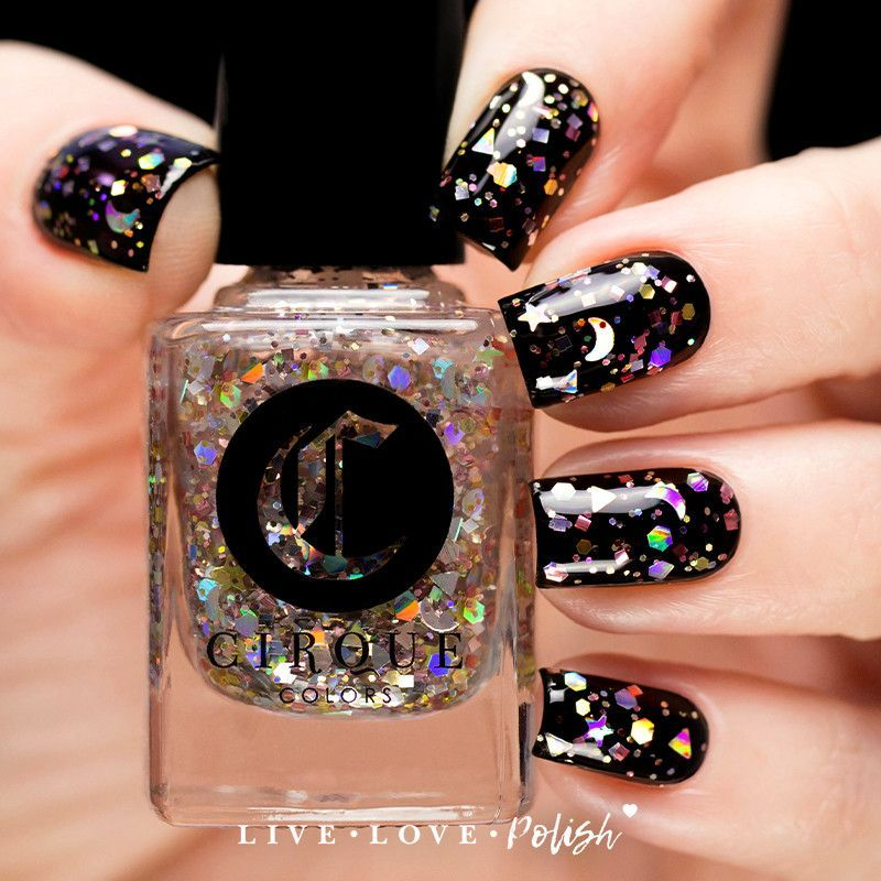 Cirque Puttin\' On The Ritz Nail Polish (New Year New York Collection ...