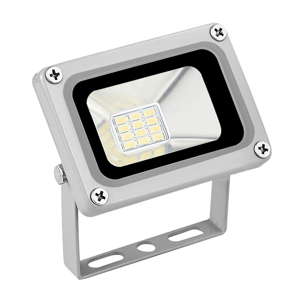 Led Outdoor Flood Light Bulbs Fair 1Pc 12V 10W Led Mini Flood Light Waterproof Landscape Lamp Smd5730