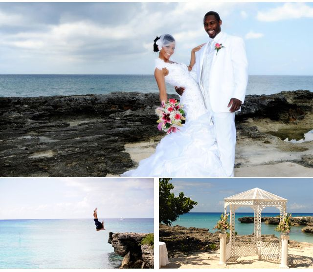 Cruise Ship Weddings: MSC Cruises Wedding-Grand Cayman Wedding Location Smith