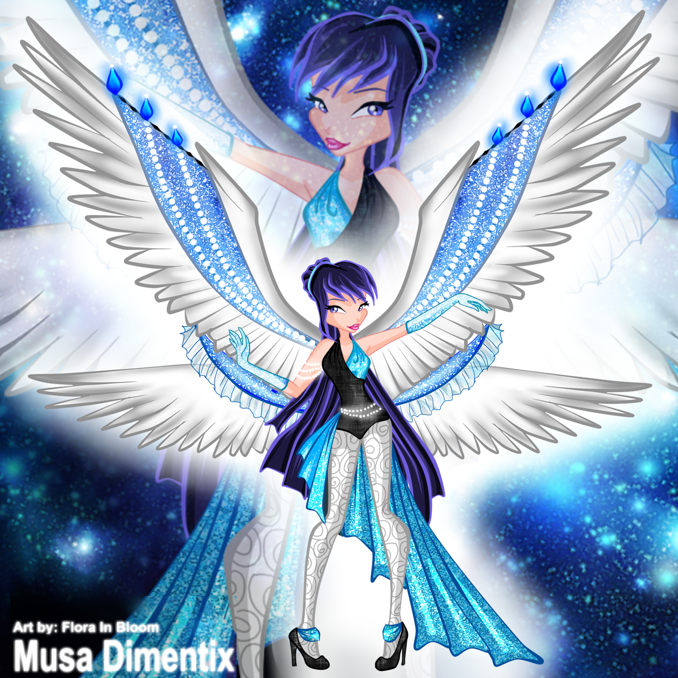 Musa dimentix full by winx - Bloom dessin anime ...
