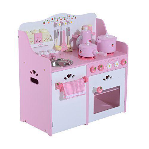 Kidkraft 53277 Gracie - Cocina de juguete: Amazon.es: Juguetes y ...