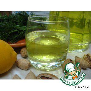 Настойка лимонно- мятная