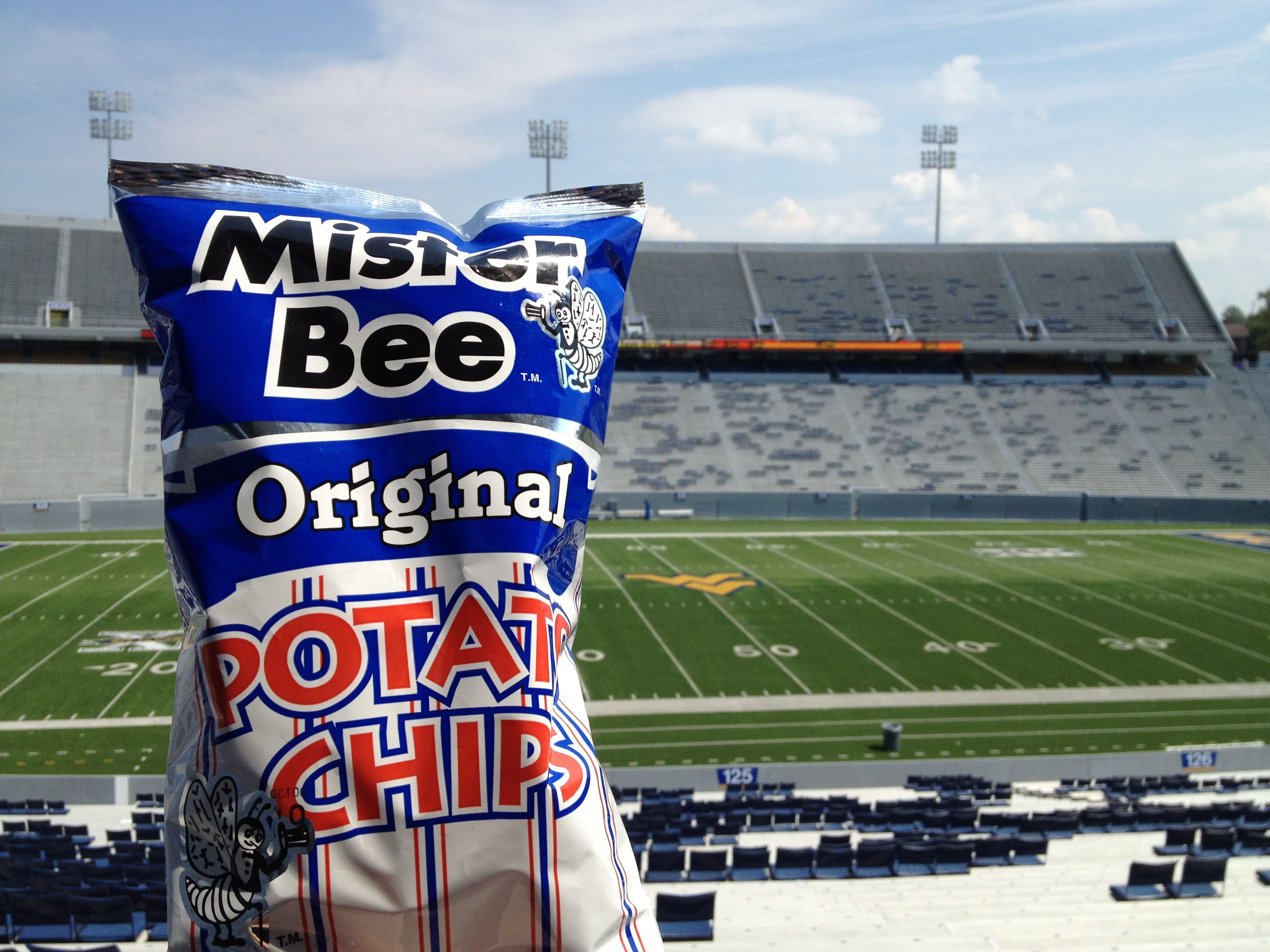 We are proud to serve our product in the state's largest athletic venue.