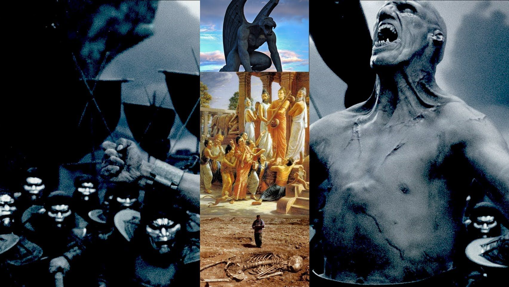 Rise of the Nephilim: Giants from the Ancient World in the Days of Noah    Bible prophecy, Nephilim, Bible