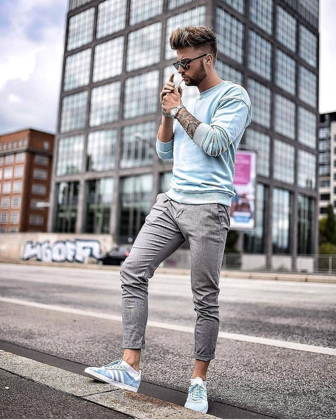streetstylmen Welcome to Street style men Like his Style