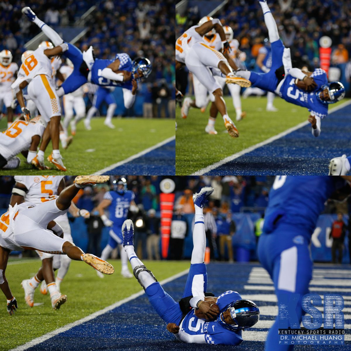 WATCH The three big plays that sealed Kentucky's win