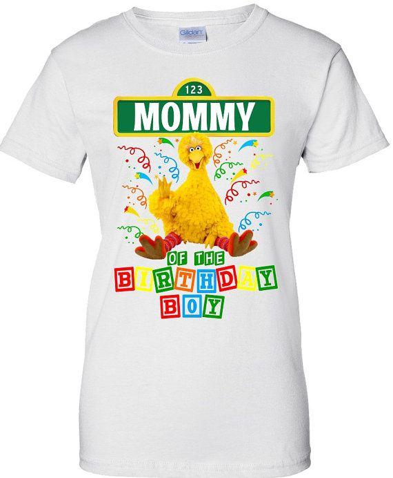 Birthday Boy Mom Shirt