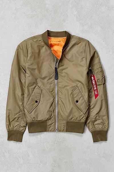 59eb67a48 Alpha Industries L-2B Scout Bomber Jacket | Fashion | Jackets ...