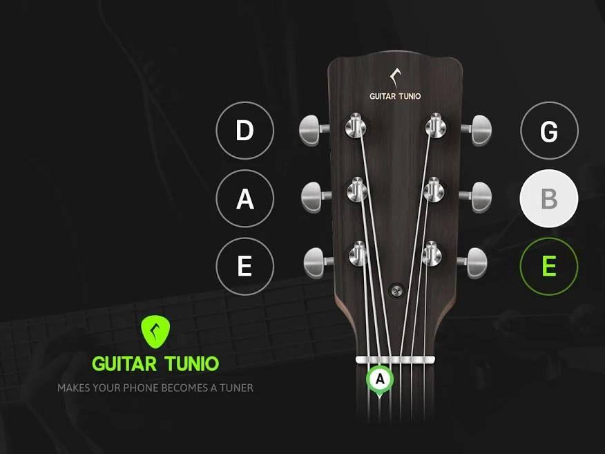 Guitar Tunio Guitar Tuner Guitar Tuners Guitar Tuner App Guitar