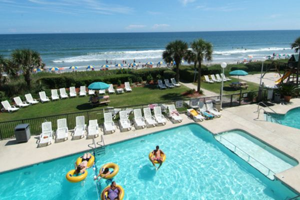 Grande Shores Oceanfront Resort - Myrtle Beach, SC
