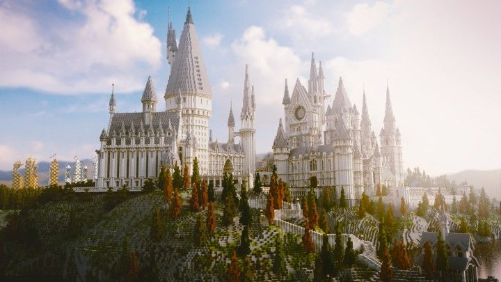 Harry Potter In Minecraft The Floo Network Download Resource Pack Minecraft Project Harry Potter Minecraft Minecraft Castle Minecraft Castle Map