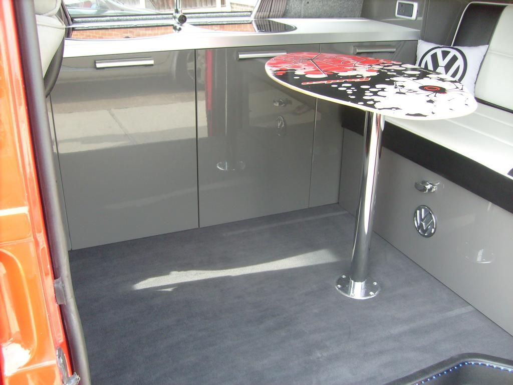 Ikea conversion page 11 vw t4 forum vw t5 forum for Vw t4 interior designs