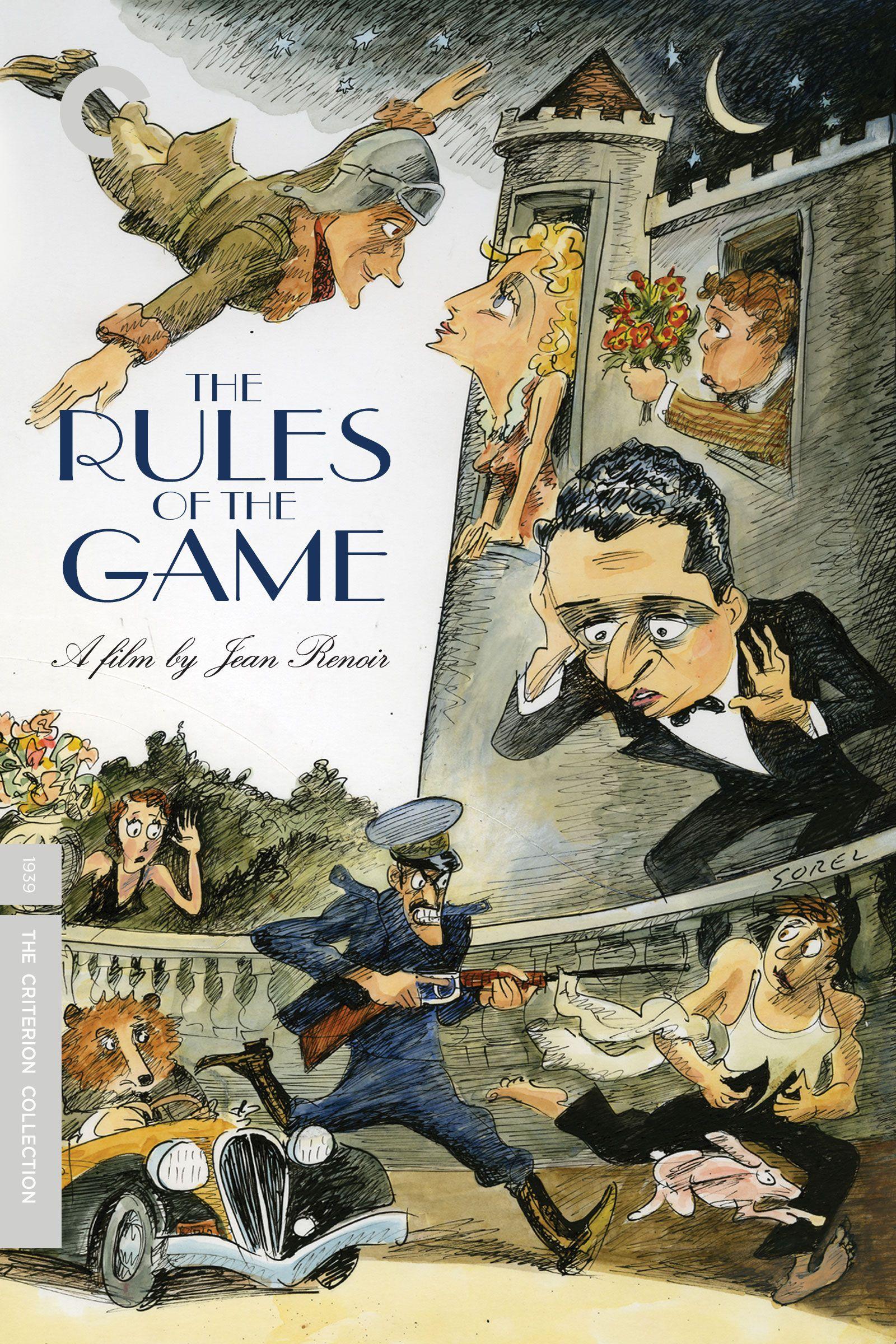 La Regle Du Jeu Aka Rules Of The Game 1939 Jean Renoir Jean Renoir Renoir Movie Game